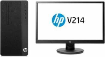 Desktop+Monitor HP 290 G1 Microtower Intel Celeron 3900 1TB 8GB Calculatoare Desktop