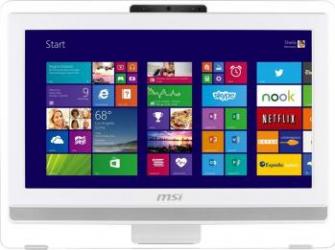 Desktop MSI AE200 AIO AMD E2-3000 500GB 4GB White