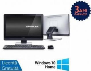 Desktop Refurbished Dell 9010 AiO i7-3770s 500GB 8GB Win 10 Home Calculatoare Refurbished