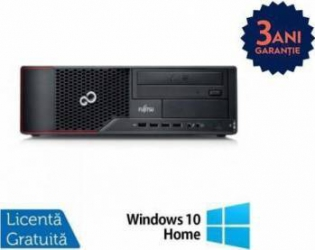 Desktop Refurbished Fujitsu E910 i3-2120 250GB 4GB DVD-ROM Win 10 Home Calculatoare Refurbished