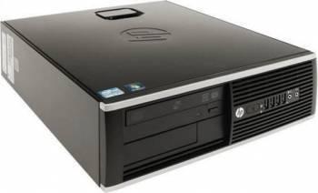 Desktop Refurbished HP 8200 Elite SFF i3-2100 160GB 4GB DVD-ROM Calculatoare Refurbished