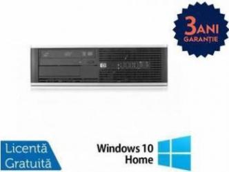 Desktop Refurbished HP Compaq 6200 Pro SFF i3-2100 4GB 250GB Win 10 Home Calculatoare Refurbished