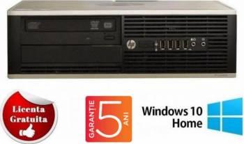 Desktop Refurbished HP Elite 8200 Intel Core i5-2400 3.1GHz up to 3.4GHz 8GB DDR3 250GB HDD Windows 10 Home Calculatoare Refurbished