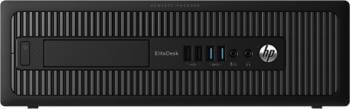 Desktop Refurbished HP EliteDesk 800G1 SFF i7-4770 500GB 4GB DVD-ROM Calculatoare Refurbished