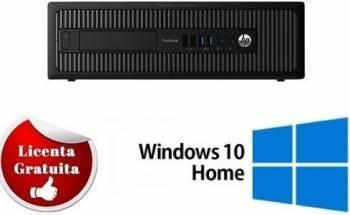 Desktop Refurbished HP ProDesk 600 G1 i3-4130 4GB 500GB calculatoare refurbished