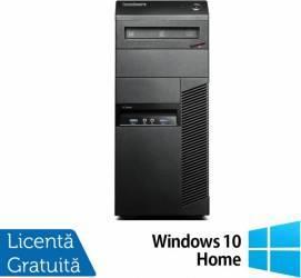 Desktop Refurbished Lenovo Thinkcentre M83 i3-4130 500GB 4GB Win 10 Home Calculatoare Refurbished