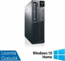 Desktop Refurbished Lenovo Thinkcentre M83 i5-4570 500GB 4GB DVD-ROM Win 10 Home Calculatoare Refurbished