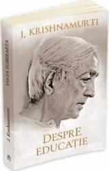 Despre Educatie Ed.2014  J. Krishnamurti