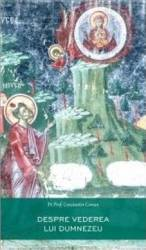 Despre vederea lui Dumnezeu - Constantin Coman Carti