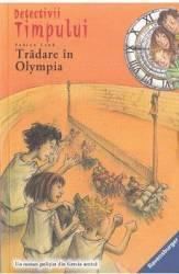 Detectivii timpului 4 Tradare in Olympia - Fabian Lenk