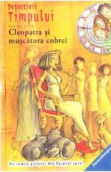 Detectivii timpului 9 Cleoptra si musatura cobrei - Fabian Lenk