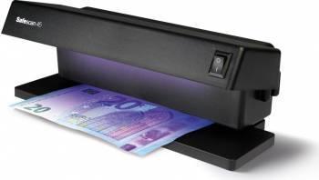 Detector bancnote contrafacute SafeScan 45 UV Masini de numarat bani