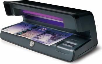 Detector bancnote contrafacute SafeScan 50 UV Masini de numarat bani