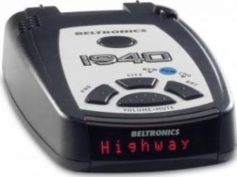 Detector de radar Beltronics Vector 940i Alarme auto si Senzori de parcare