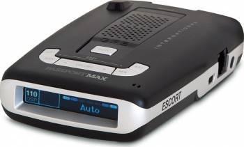 Detector de radar Escort Passport Max INTL Alarme auto si Senzori de parcare