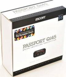 Detector de radar Escort Qi 45 Euro Alarme auto si Senzori de parcare