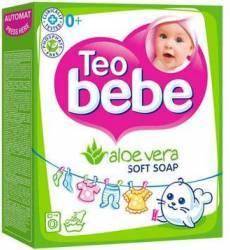 Detergent automat de rufe Teo Bebe Just essentials Aloe Vera 225g