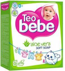 Detergent automat de rufe Teo Bebe Just essentials Aloe Vera 225g Detergent si balsam rufe