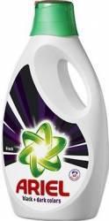 Detergent automat lichid Ariel Black 2.6L Detergent si balsam rufe