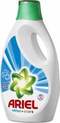 Detergent automat lichid Ariel Lenor Touch 2.6L Detergent si balsam rufe