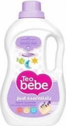 Detergent Automat Lichid Teo Bebe Lavanda 1.3 L Detergent si balsam rufe