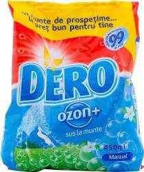Detergent de rufe Manual Dero Ozon Plus 450g
