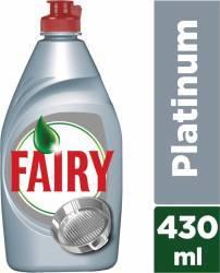 Detergent de Vase Fairy Platinum Arctic Fresh 430ml Curatenie Bucatarie