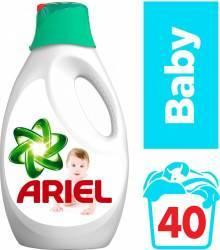 Detergent Lichid Ariel Baby 2.6L Detergent si balsam rufe