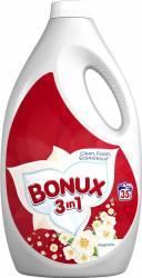 Detergent Lichid Bonux Magnolia 2.3L Detergent si balsam rufe