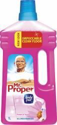 Detergent universal pentru suprafete Mr.Proper Flower Spring 1L Curatenie Bucatarie
