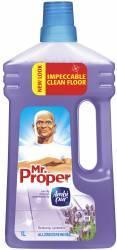 Detergent universal pentru suprafete Mr.Proper Lavanda 1L Curatenie Bucatarie