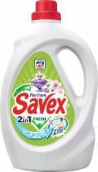 Detergent de rufe Savex Powerzyme 2in1 Fresh 2.6L Detergent si balsam rufe