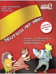 Deutsch mit Nino Arbeitbuch - Marina Franculescu Bianca Popa