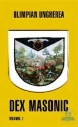 Dex masonic 1+2 - Olimpian Ungherea