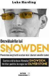 Dezvaluirile lui Snowden - Luke Harding Carti