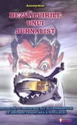 Dezvaluirile unui jurnalist - Anonymus