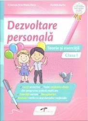Dezvoltare personala - Clasa 1 - Teorie si exercitii - Cristiana Ana-Maria Boca Daniela Barbu