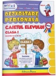 Dezvoltare personala - Clasa a 1-a - Caiet - Elena Stefanescu Constanta Stuparu