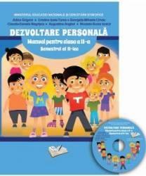Dezvoltare personala - Clasa a 2-a Sem. 2 Manual + CD - Adina Grigore Cristina Ipate-Toma