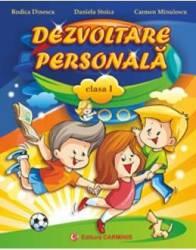 Dezvoltare personala cls 1 - Rodica Dinescu title=Dezvoltare personala cls 1 - Rodica Dinescu
