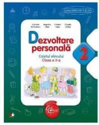 Dezvoltare personala cls 2 caiet ed.2016 - Gabriela Barbulescu Angelica Sima