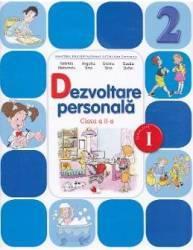 Dezvoltare personala cls 2 sem.1 + CD - Gabriela Barbulescu Angelica Sima