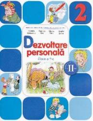 Dezvoltare personala cls 2 sem.2 + CD - Gabriela Barbulescu Angelica Sima