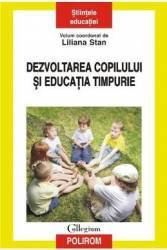 Dezvoltarea Copilului Si Educatia Timpurie - Lilia