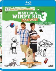 Diary of a wimpy kid 3 Dog days BluRay 2012 Filme BluRay