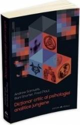 Dictionar critic al psihologiei analitice jungiene - Andrew Samuels Bani Shorter Fred Plaut