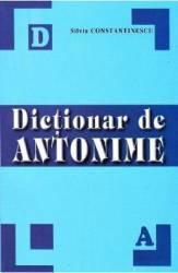 Dictionar de antonime - Silviu Constantinescu