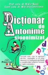 Dictionar de Antonime sinonimizat - Marin Buca Mariana Cernicova