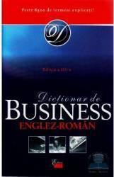 Dictionar de business englez-roman ed. 3