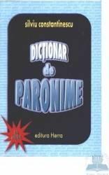 Dictionar de paronime - Silviu Constantinescu
